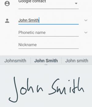 Google Handwriting Input Ekran Görüntüleri - 6