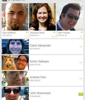 Google Play Oyunlar Ekran Görüntüleri - 5