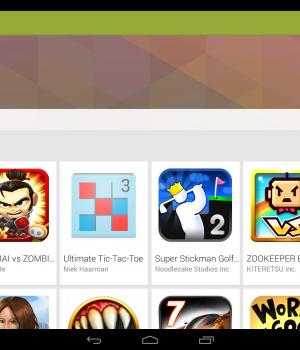 Google Play Oyunlar Ekran Görüntüleri - 4
