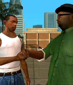Grand Theft Auto: San Andreas Ekran Görüntüleri - 6