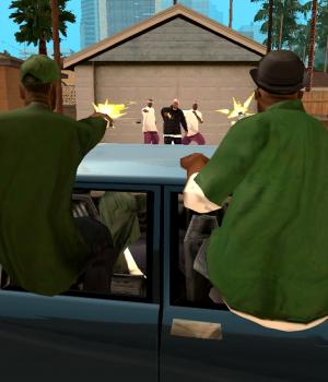 Grand Theft Auto: San Andreas Ekran Görüntüleri - 7