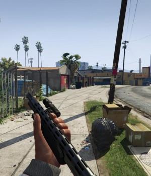 GTA 5 Field of View Modu Ekran Görüntüleri - 4