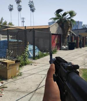 GTA 5 Field of View Modu Ekran Görüntüleri - 2