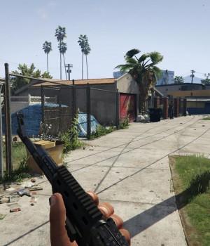 GTA 5 Field of View Modu Ekran Görüntüleri - 1