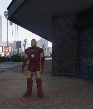 GTA 5 Iron Man Modu Ekran Görüntüleri - 5