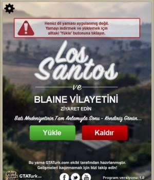GTA 5 Türkçe Yama Ekran Görüntüleri - 7