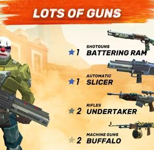 Guns of Boom Ekran Görüntüleri - 3