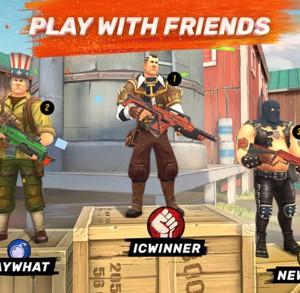 Guns of Boom Ekran Görüntüleri - 1