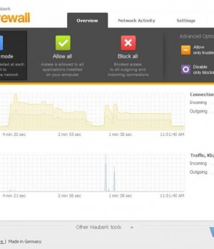 Hauberk Firewall Ekran Görüntüleri - 2