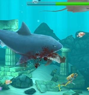 Hungry Shark Evolution Ekran Görüntüleri - 2