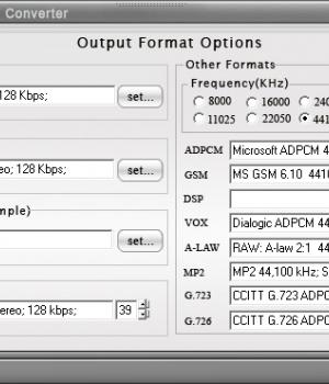 IconCool MP3 WAV Converter Ekran Görüntüleri - 1