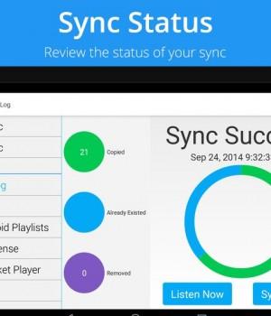 iSyncr Ekran Görüntüleri - 1