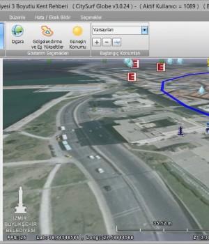 İzmir 3 Boyutlu Kent Rehberi Ekran Görüntüleri - 2