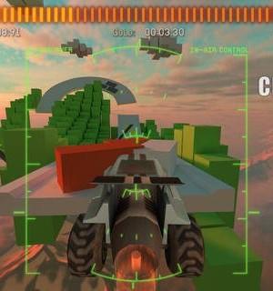 Jet Car Stunts 2 Ekran Görüntüleri - 1