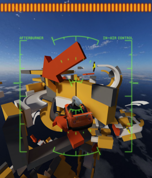 Jet Car Stunts 2 Ekran Görüntüleri - 2