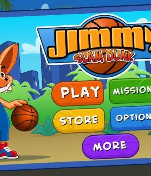 Jimmy Slam Dunk Ekran Görüntüleri - 3