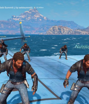 Just Cause 3: Multiplayer Mod Ekran Görüntüleri - 4
