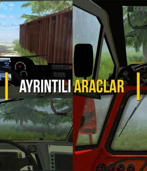 Kamyon Oyunu Offroad 3 Ekran Görüntüleri - 1