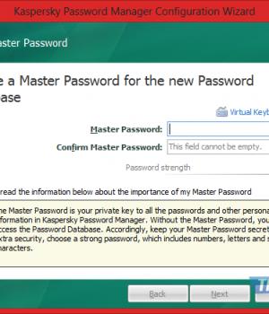 Kaspersky Password Manager Ekran Görüntüleri - 3