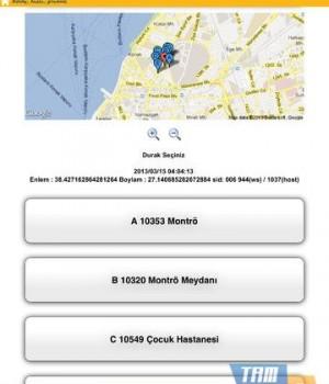 Kentkart Mobil Ekran Görüntüleri - 1