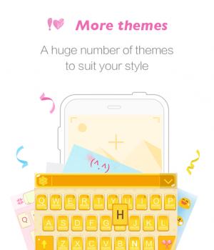Kika Emoji Keyboard Ekran Görüntüleri - 7