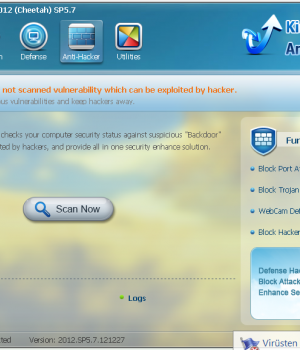 Kingsoft Antivirus Ekran Görüntüleri - 2