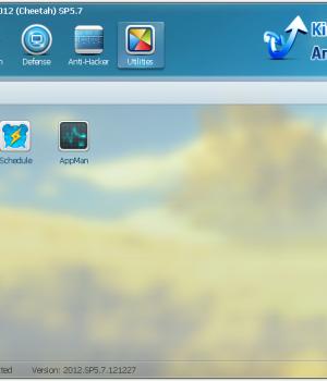 Kingsoft Antivirus Ekran Görüntüleri - 1
