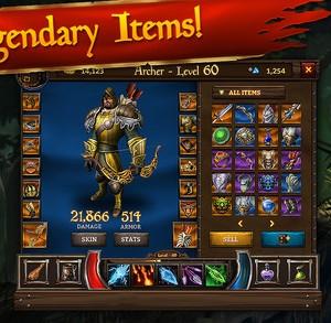 KingsRoad Ekran Görüntüleri - 3