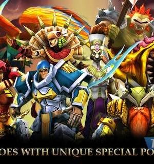 Legendary Heroes Ekran Görüntüleri - 3