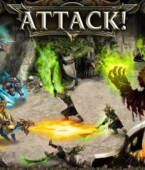 Legends at War Ekran Görüntüleri - 4