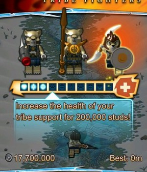 LEGO Chima: Tribe Fighters Ekran Görüntüleri - 1
