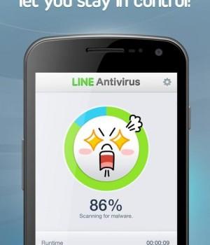 LINE Antivirus Ekran Görüntüleri - 7