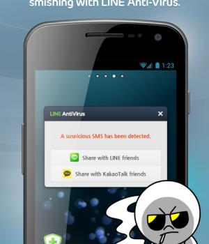 LINE Antivirus Ekran Görüntüleri - 3