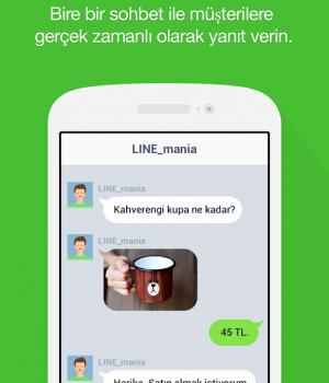 LINE@ Ekran Görüntüleri - 5