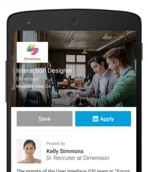 LinkedIn Job Search Ekran Görüntüleri - 4