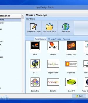 Logo Design Studio Ekran Görüntüleri - 5