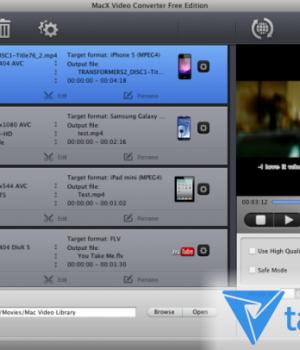 MacX Video Converter Free Edition Ekran Görüntüleri - 1