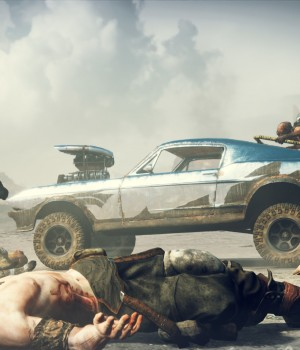 Mad Max Ekran Görüntüleri - 5