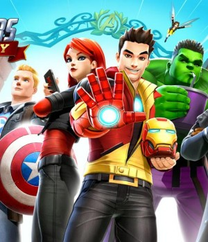 MARVEL Avengers Academy Ekran Görüntüleri - 5