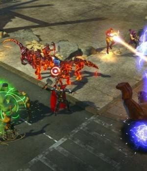 Marvel Heroes Ekran Görüntüleri - 1