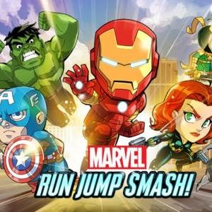 Marvel Run Jump Smash! Ekran Görüntüleri - 5