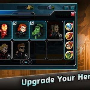 Marvel Run Jump Smash! Ekran Görüntüleri - 1