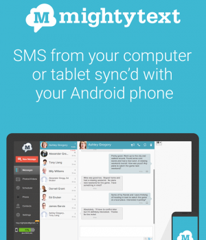 MightyText Ekran Görüntüleri - 6