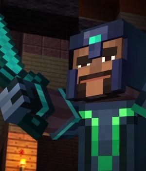 Minecraft: Story Mode Ekran Görüntüleri - 8