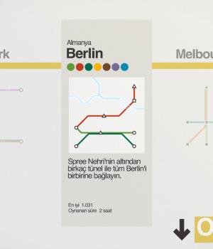 Mini Metro Ekran Görüntüleri - 3