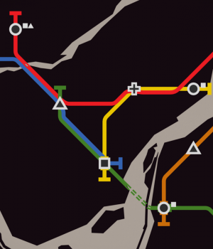 Mini Metro Ekran Görüntüleri - 1
