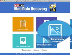 MiniTool Mac Data Recovery Ekran Görüntüleri - 3