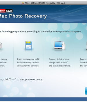 MiniTool Photo Recovery Ekran Görüntüleri - 3