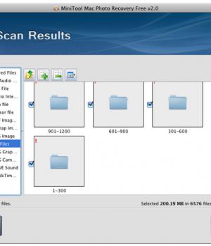 MiniTool Photo Recovery Ekran Görüntüleri - 1