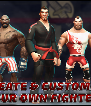 MMA Federation Ekran Görüntüleri - 5